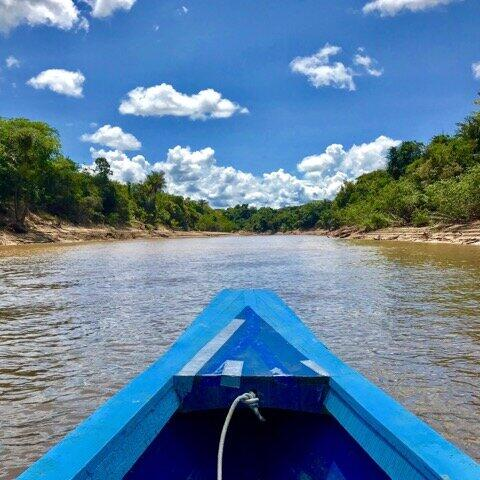 Navegar rio amazonas